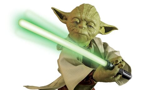 "The Legendary Yoda toy boasts lifelike movements and voice recognition. The U.S. toy industry is expected to have its strongest year in over a decade, with anything ""Star Wars,"" robotic and life-like pets expected to drive holiday sales."