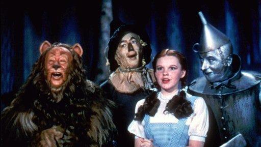 """""""The Wizard of Oz"""" will show at the Rio Grande Theatre on Saturday, June 9."""