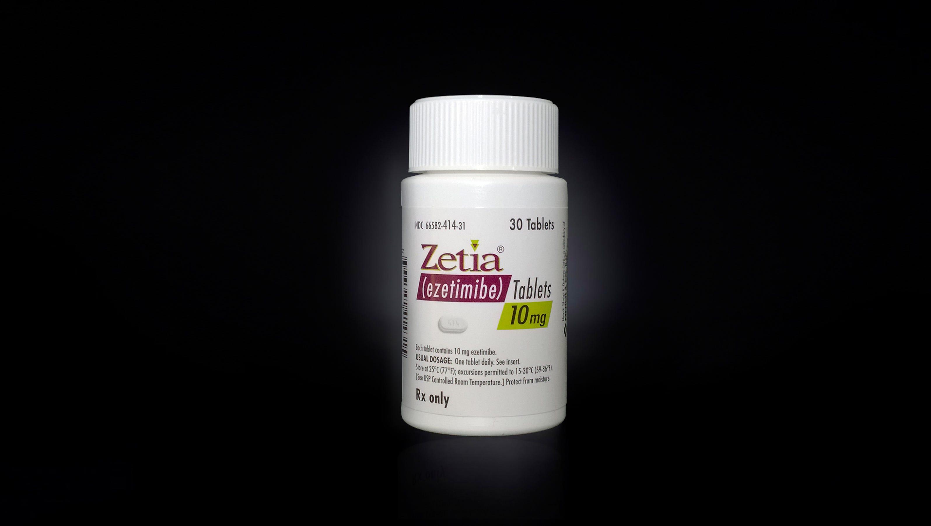 Zetia Statin Medication