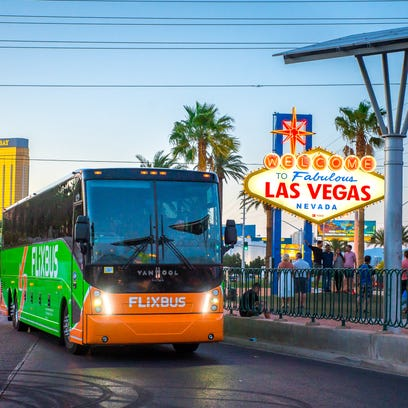 99 cents will buy a bus ride from L.A. to Vegas