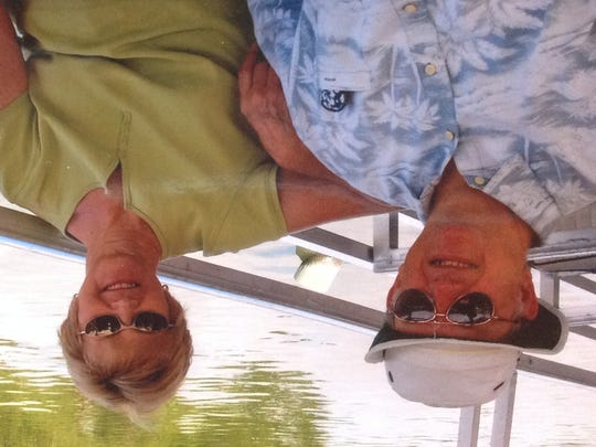 Bill and Wynne Cook retired to New Smyrna Beach, Fla. in 1998. Bill, who died July 26, loved the water.