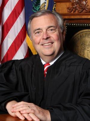 Kentucky Chief Justice John D. Minton Jr.