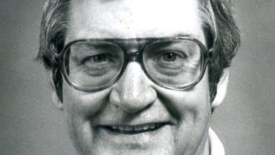 Longtime Argus Leader sports editor John Egan died