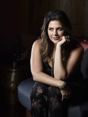 Hillary Scott is nominated for two awards at the 2017