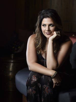 Hillary Scott is nominated for two awards at the 2017 Grammys, including best contemporary Christian music album.