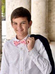 Jack Bell, a pediatric cancer survivor, will be a part
