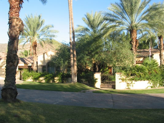 William and Margaret Clarke paid $2.675 million for this 6,197 square-foot home with pool built in 1991 at Paradise Country Club Estates along the border of the greens at the Paradise Valley Country Club in Paradise Valley. The sale closed during the week