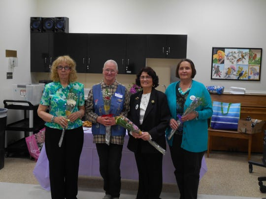 The Piscataway Garden Club recently held its last meeting of the season.