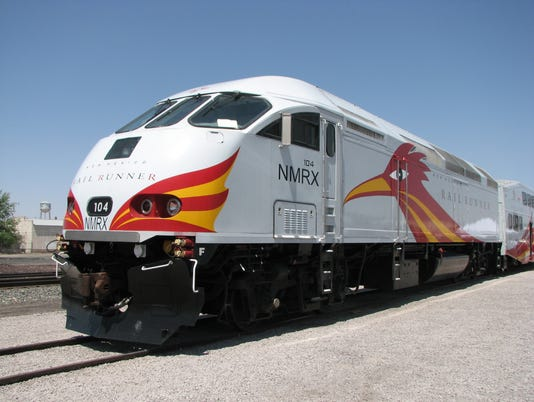 New Mexico Rail Runner
