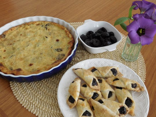 Prunes can be a tasty treat in a variety of desserts