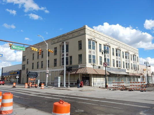 New Center building in Detroit to house restaurant