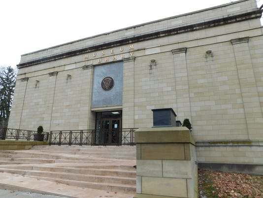 Rutherford B. Hayes Library.JPG