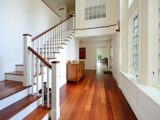 The home at 4 Chipman Road, Palisades, has a bluestone