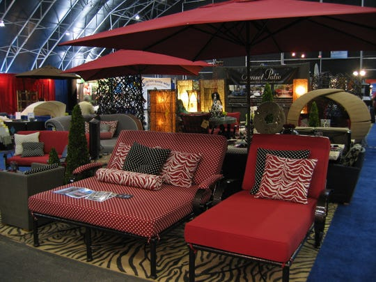 The Corpus Christi Home & Garden Show returns Friday through Sunday to the American Bank Center with more than 300 exhibits. Many of the exhibits will offer ideas and furniture for outdoor living.