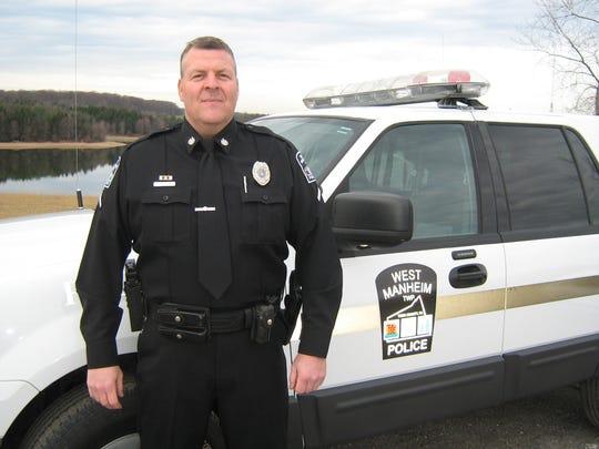 West Manheim Township Police Chief Jeff Schneider