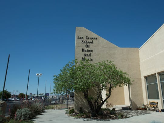 The Las Cruces School of Dance and Music. April 20,