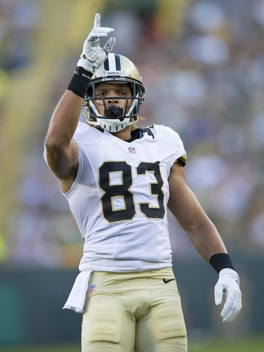 NFL: Preseason-New Orleans Saints at Green Bay Packers