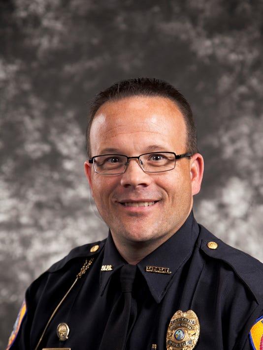 Thomas Lewis Punta Gorda Police Chief