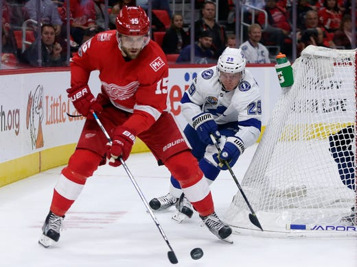 detroit red wings tampa bay lightning how to watch tonight s game