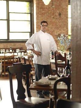 Dan Martello, Good Luck's executive chef