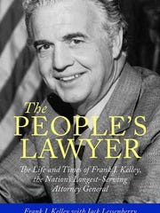 Frank Kelley's biography made the notable book list for 2016.