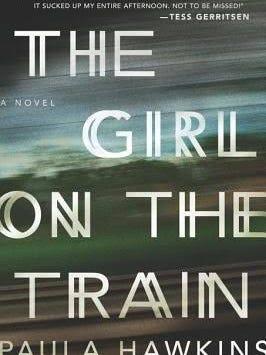 """The Girl on the Train"" by Paula Hawkins"