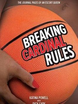 "The cover of ""Breaking Cardinal Rules"""
