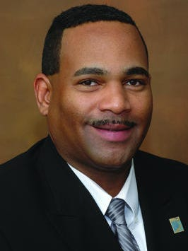 Former Metropolitan Sewer District Director Tony Parrott
