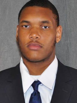 Keith Williams was charged with armed robbery in connection to an incident that prompted a lockdown at Monmouth University.