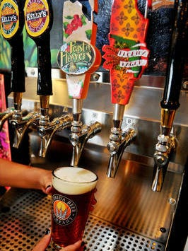 Florida Beer Co. in Cape Canaveral will be among the participants in the Cocoa Beach Regional Chamber's Taste of the Coast event on Sept. 22.
