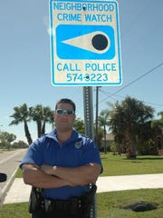 A Neighborhood Watch meeting is Tuesday in Cape Coral.