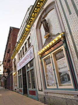 The Woodward Theater will open in November in Over-the-Rhine.