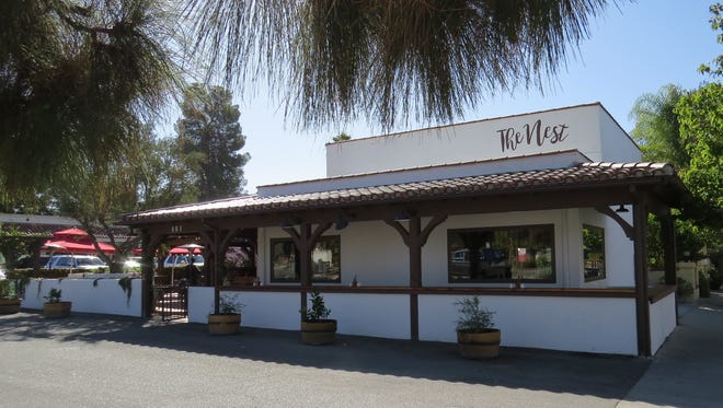 The Nest opened this month at what used to be HiHo Burger in downtown Ojai. The address is 401 E. Ojai Ave.