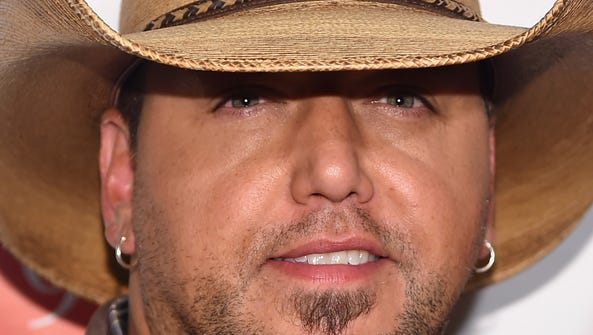 Jason Aldean is coming to Des Moines in January.
