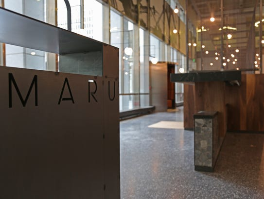 Maru Sushi Detroit plans to open in the old Federal