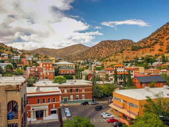 Bisbee reinvented itself in the mid-1970s when its