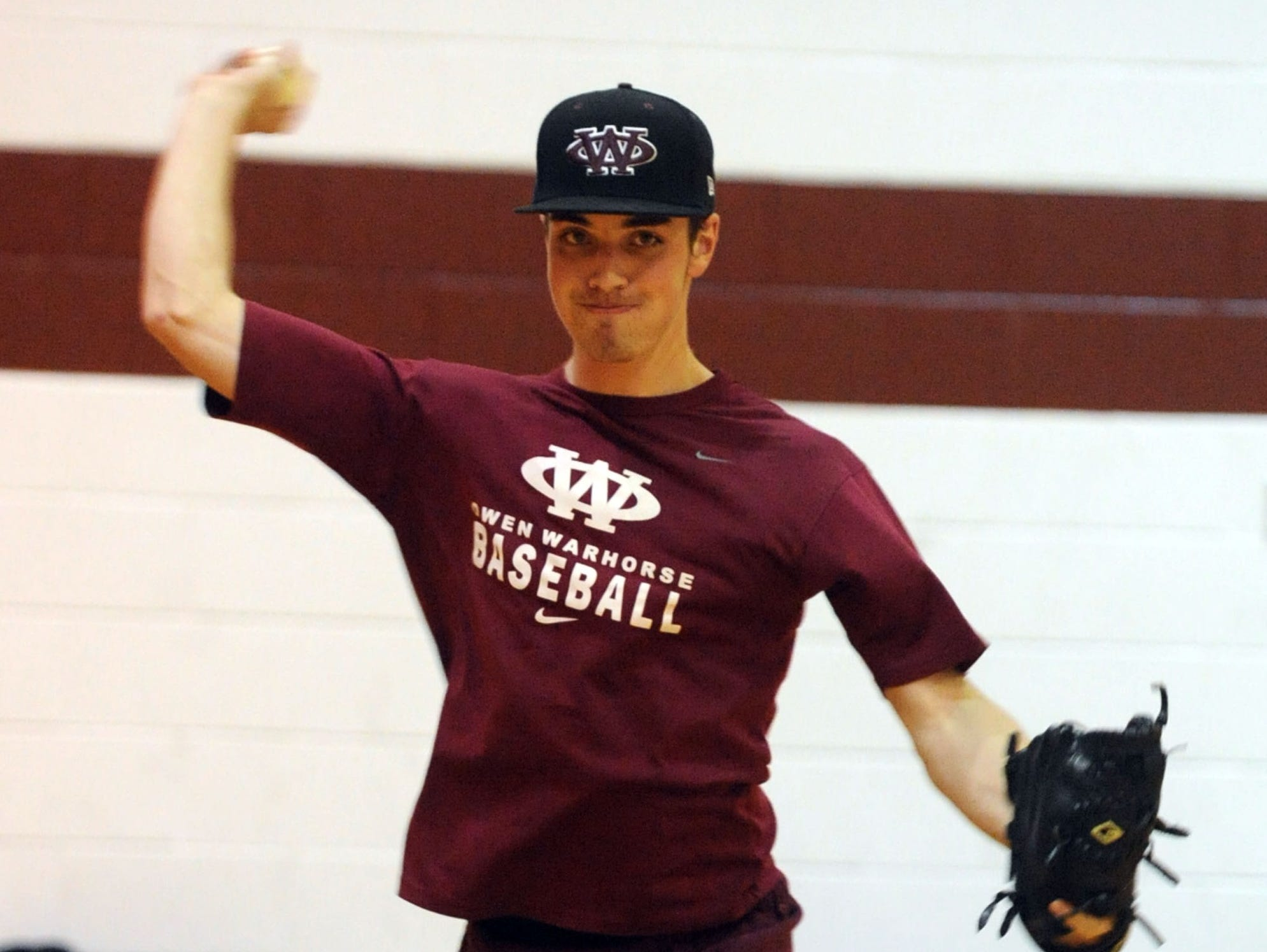 J.D. Chaplain has been hired to coach the Asheville Christian Academy baseball team.
