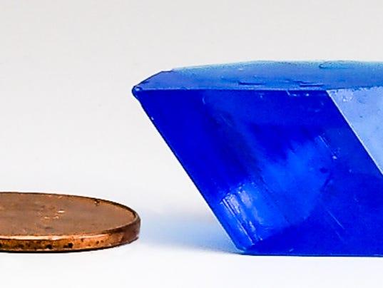 Kaelin crystal