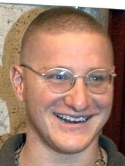 Nick Berg is seen in this photo in Oct. 2003, while