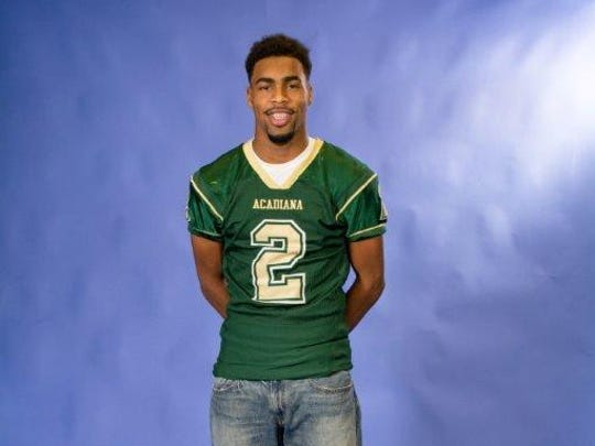 Jayrin Wilson: Acadiana High School, Senior, Defensive Back