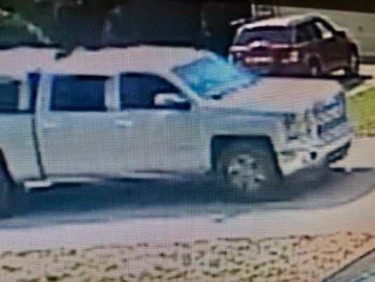 camper shell may be tied to burglary