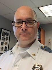 Northeastern Regional Police Chief Bryan Rizzo. Photo