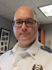 Chief Bryan Rizzo of Northeastern Regional Police