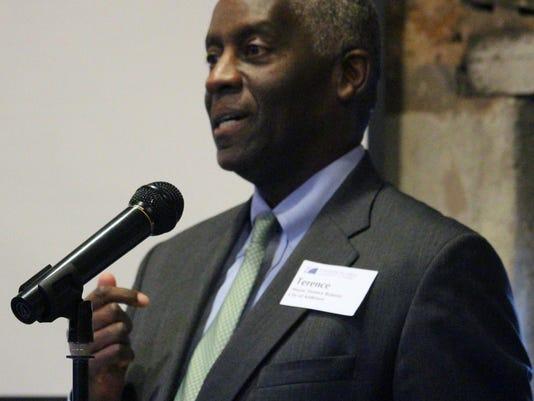 Anderson Mayor Terence Roberts