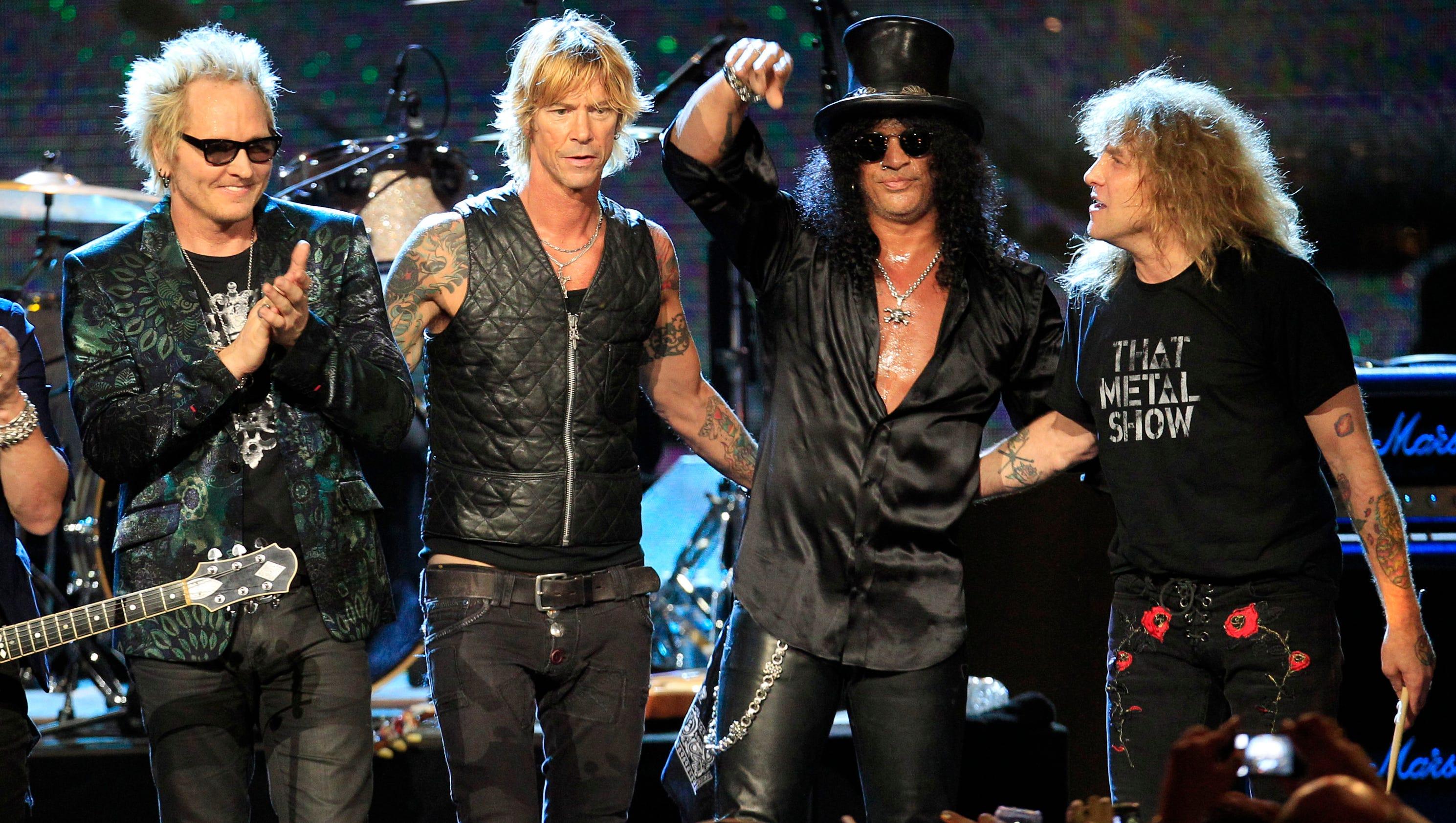 What Is Guns N Roses