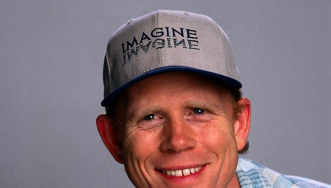 Actor/director/producer Ron Howard