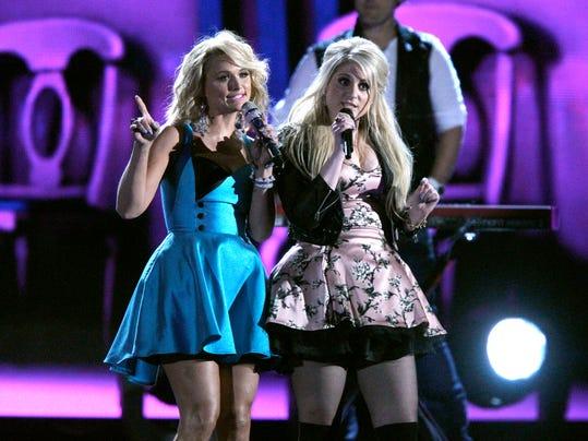 APTOPIX 2014 CMA Awards - Show