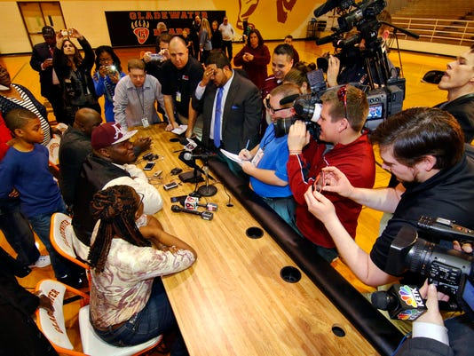 High School Football: National Signing Day-Daylon Mack