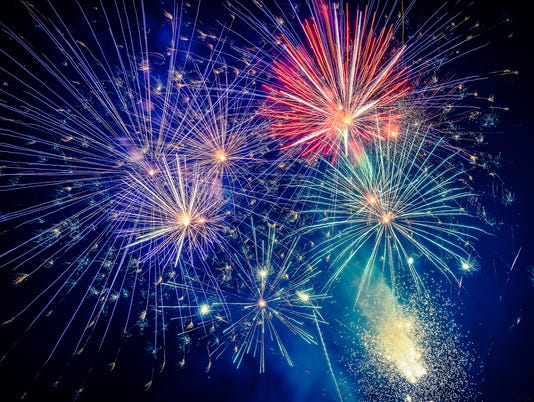 Hearing loss and fireworks