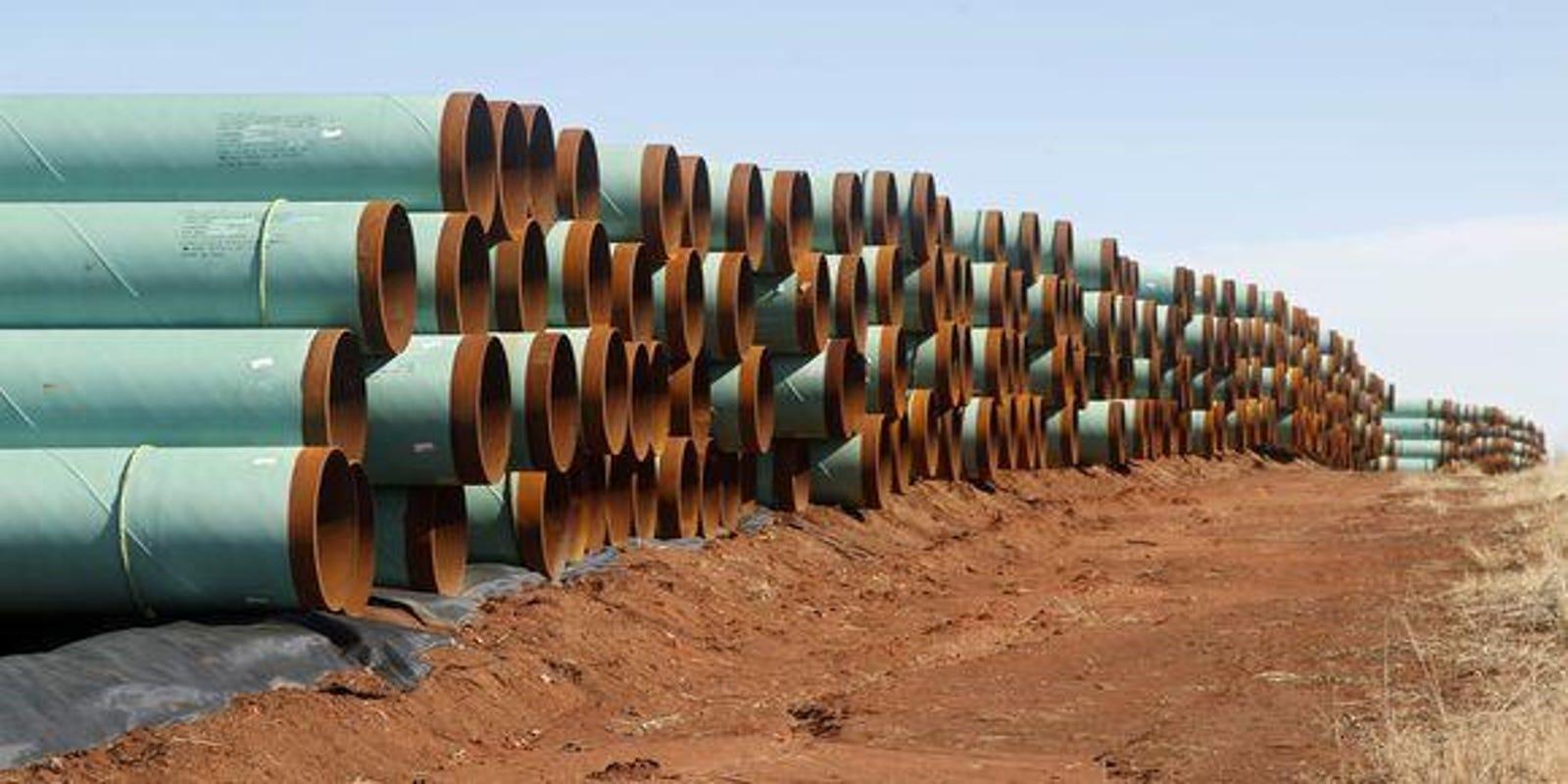 South Dakota tribes applaud cancellation of Keystone XL Pipeline